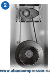 Быстрый и удобный сервис компрессора