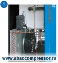 Осушитель компрессора